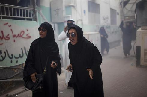 Protests return to Bahrain