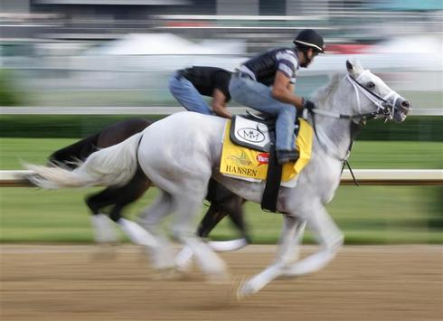 Kentucky Derby hopefuls