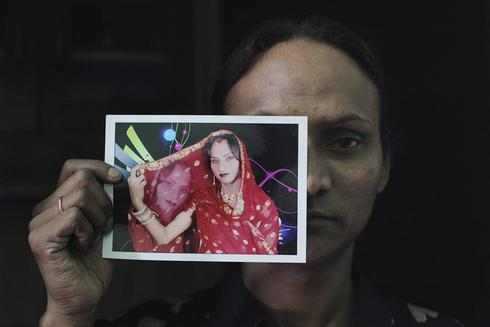 A day with an Indian transgender