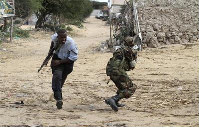 Battle for Somalia