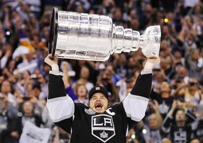 Kings win Stanley Cup