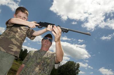 Hunting hogs in Alabama