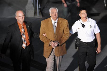 JUROR SAYS SANDUSKY ACCEPTED VERDICT, KNEW IT WAS TRUE | Reuters