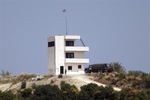The Turkish-Syrian border