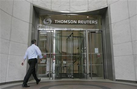 Thomson reuters forex
