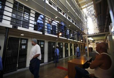 Inside San Quentin prison