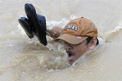 Philippines submerged