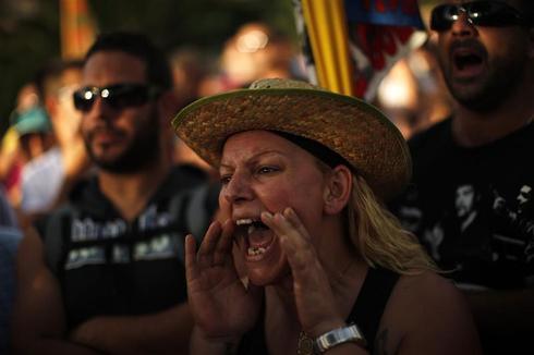 Spain's long march