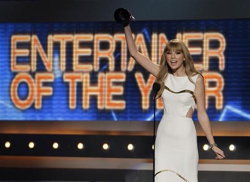 Celebrity style: Taylor Swift