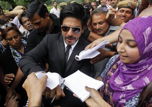 Style file - Shah Rukh Khan