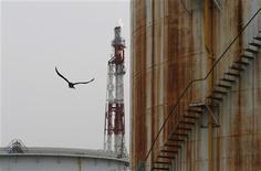 <p>L'Arabie saoudite manoeuvre en sous-main pour faire baisser les cours du pétrole, selon une source haut placée du Golfe, qui souligne que la majorité des producteurs de l'Opep sont favorables à un prix autour de 100 dollars le baril. /Photo d'archives/REUTERS/Toru Hanai</p>
