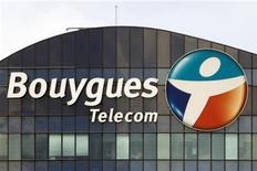 <p>Les titres Bouygues, ainsi que France Télécom, Vivendi et Iliad, sont à suivre mercredi à la Bourse de Paris. La Ville de Paris et les quatre opérateurs de téléphonie mobile français ont annoncé mardi être parvenus à un accord sur les antennes mobiles, ouvrant la voie au déploiement du très haut débit dans la capitale. /Photo prise le 29 août 2012/REUTERS/Charles Platiau</p>