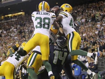 Controversial Packers loss