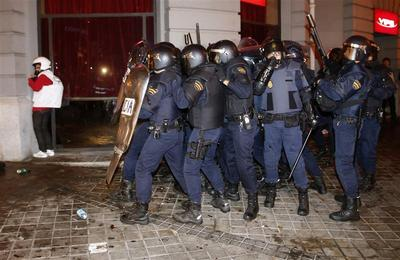 Rage in Spain