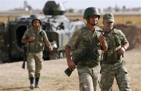 Syria-Turkey tensions