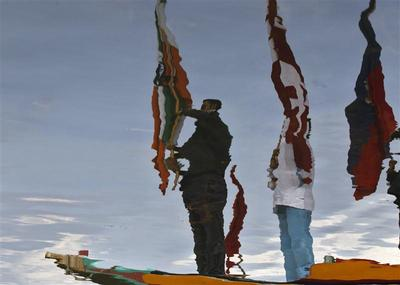India in reflections