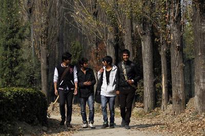 Music in war-weary Kashmir