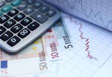 <p>L'économie française devrait connaître une contraction de 0,1% au quatrième trimestre, estime la Banque de France dans une première estimation fondée sur son enquête mensuelle de conjoncture publiée vendredi. /Photo d'archives/REUTERS/Dado Ruvic</p>