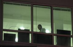 <p>Jean-François Copé a été élu président de l'UMP avec 98 voix d'écart sur son adversaire François Fillon, a annoncé lundi soir le président de la commission électorale du parti, Patrice Gélard. /Photo prise le 19 novembre 2012/REUTERS/Gonzalo Fuentes</p>