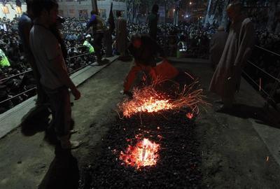 Muharram in India
