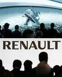 <p>Trois usines automobiles, une appartenant à PSA Peugeot Citroën et deux à Renault, ont été perturbées jeudi par des mouvements de grève sur fond de négociations sociales dans les deux groupes. /Photo d'archives/REUTERS</p>