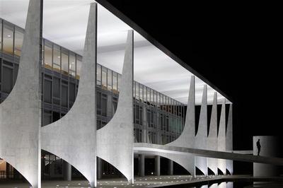 The worlds of Oscar Niemeyer