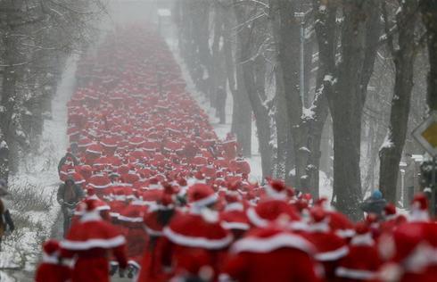 Santa season
