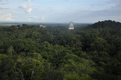 Land of the Maya