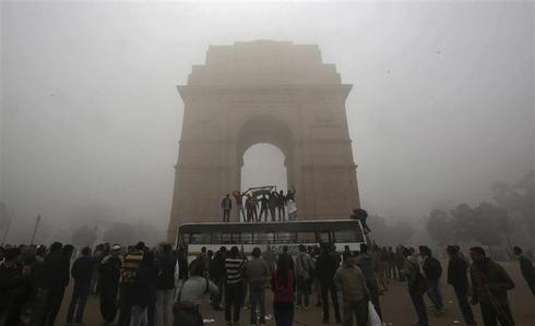 Delhi gang-rape protests