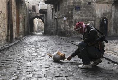 Streets of Aleppo
