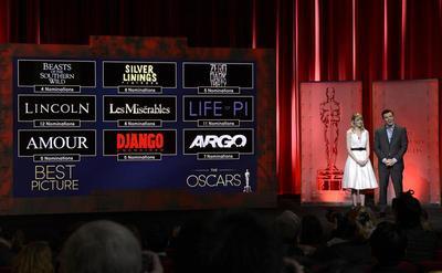 Oscar nominations: Best Picture