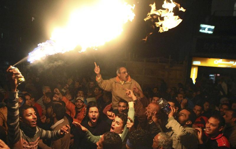 Egypt's uprising: Two years on