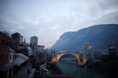 Mostar: A city divided