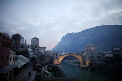 Mostar: A city divided