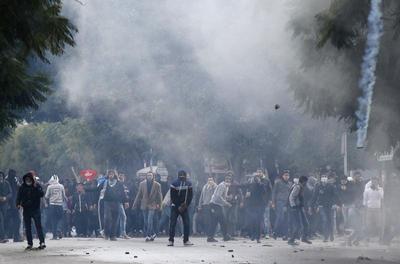 Crisis in Tunisia
