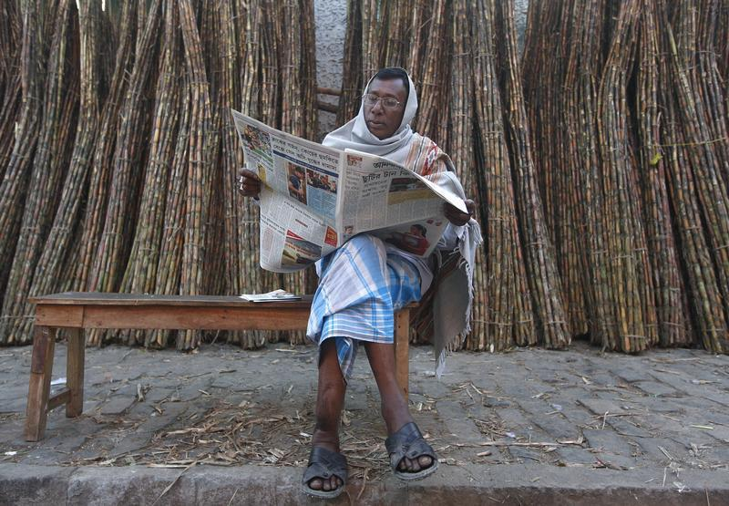 Reading in India