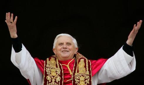 Pope Benedict's reign