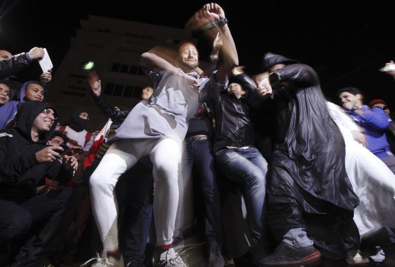 Egypt's ''Harlem Shake''