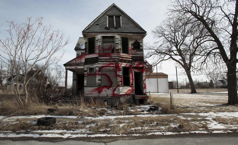 Detroit: Most miserable city
