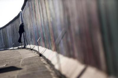 Saving the Berlin Wall