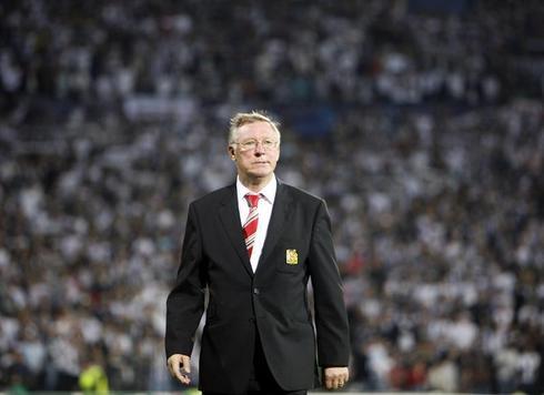Manchester United's Ferguson retires