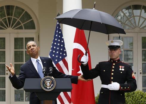 Obama's second term