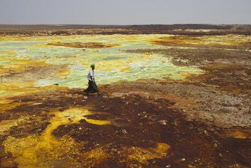 Ethiopia's ancient salt trails