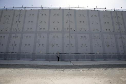 Japan's nuclear tsunami wall