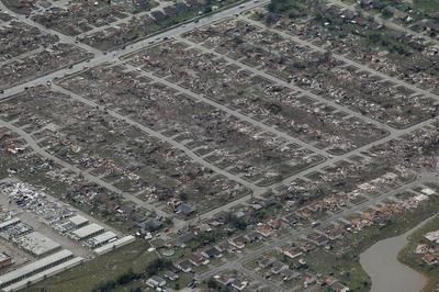 Oklahoma from above