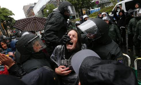 Blockupy vs. the banks