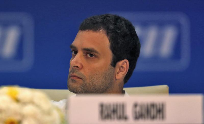 Rahul Gandhi: a profile