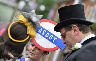 Hats of the Royal Ascot