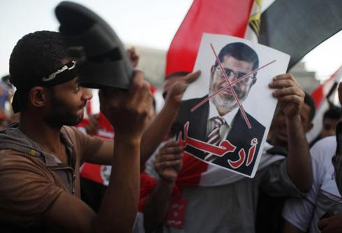 Egypt on edge