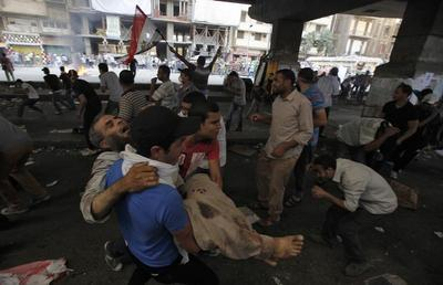 Day of Rage in Egypt